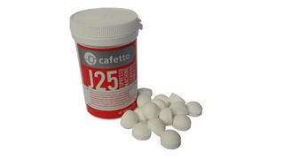 Cafetto Cleaning Tablets (Jura/Krups) (jar 40)