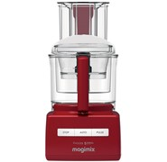 Magimix 5200 Xl Food Processor Red