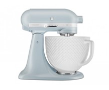 Kitchenaid Stand Mixer 100 Yr Retro Mixer Misty Blue